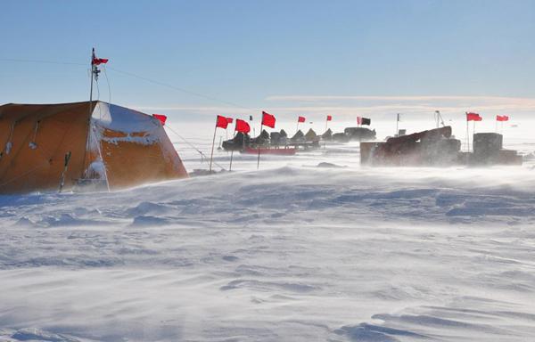 حیات در عمق یخهای قطب جنوب