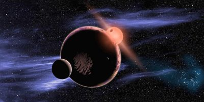 US-SPACE-RED DWARF PLANET