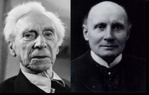 Bertrand Russell and Whitehead
