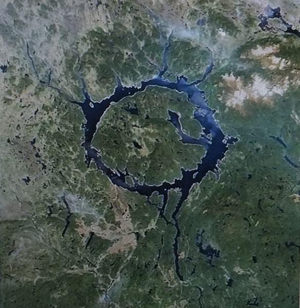 4Manicouagan Crater 212
