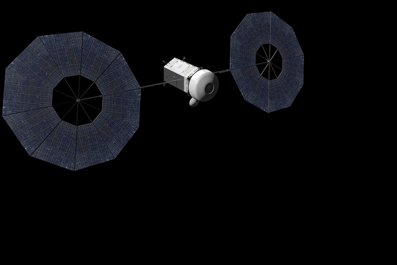 asteroid-capture-spacecraft-stowed
