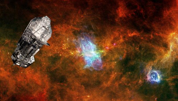 Herschel_and_Vela_C_node_full_image