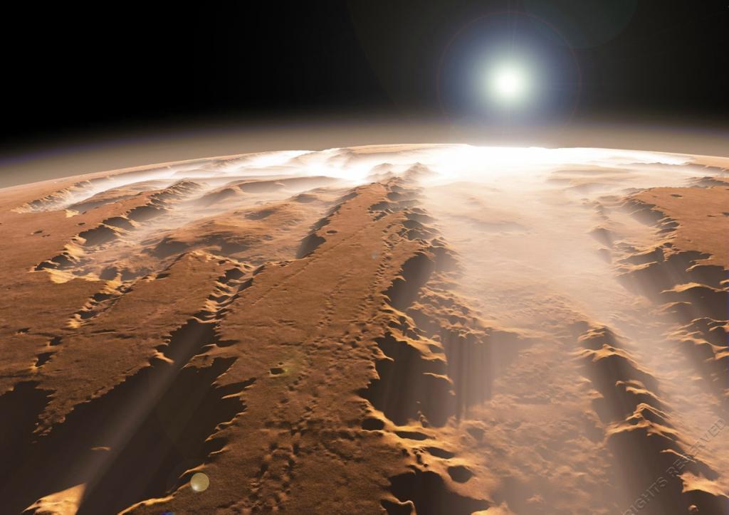 Valles Marineris 2