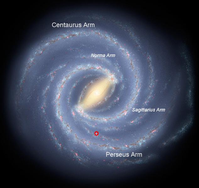 SpiralStructure-MilkyWay