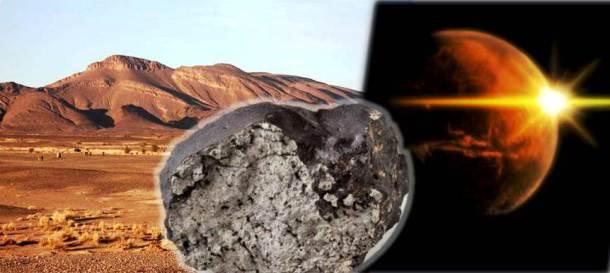 mars-meteorite