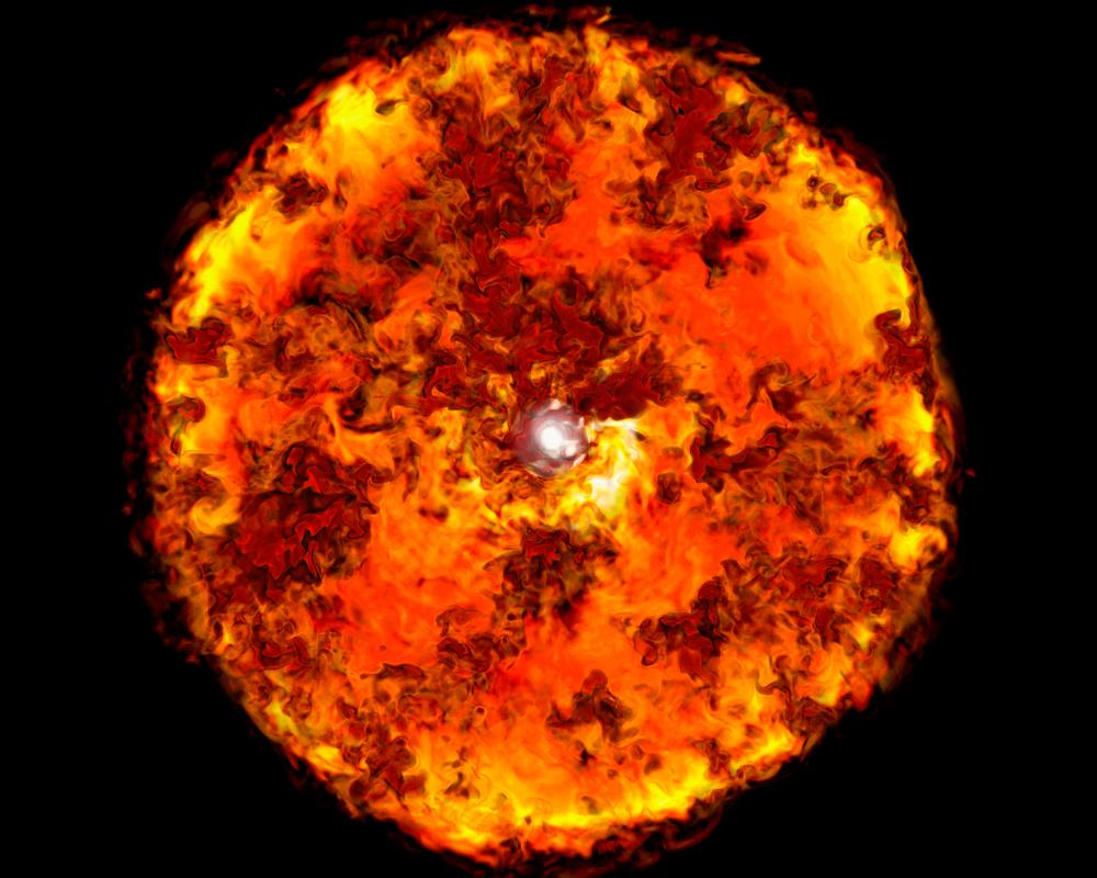 red giant sun - 1000×800