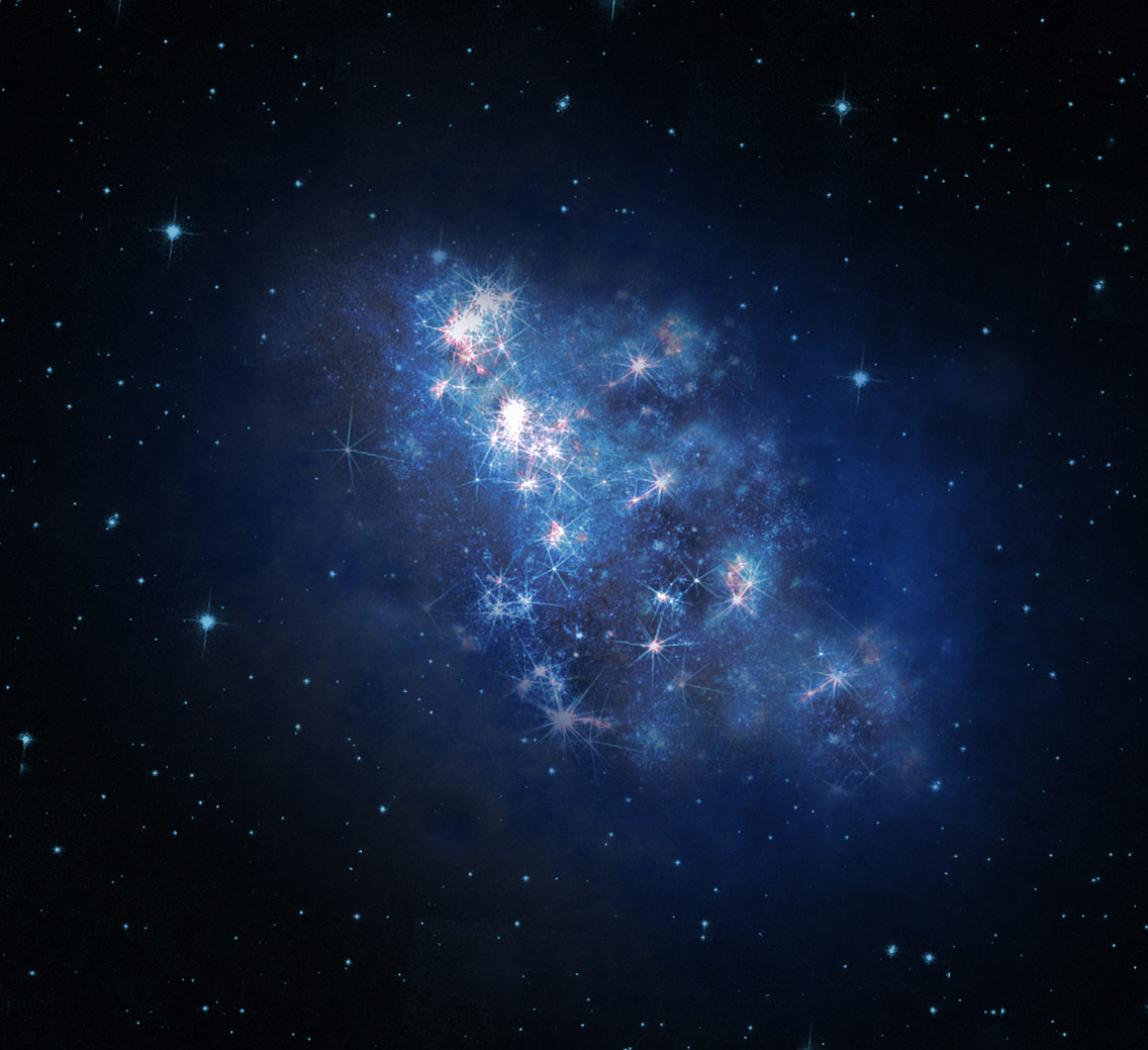 Newly-Discovered-Most-Distant-Galaxy-z8-GND-5296