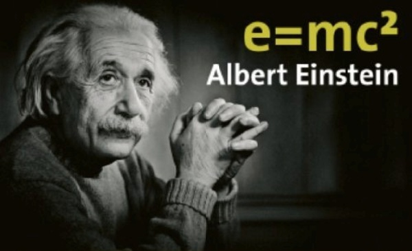Albert-Einstein-mc2
