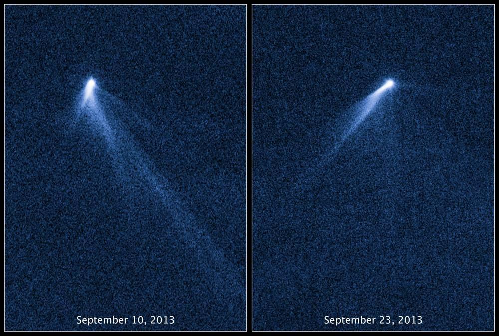 hubble_comet