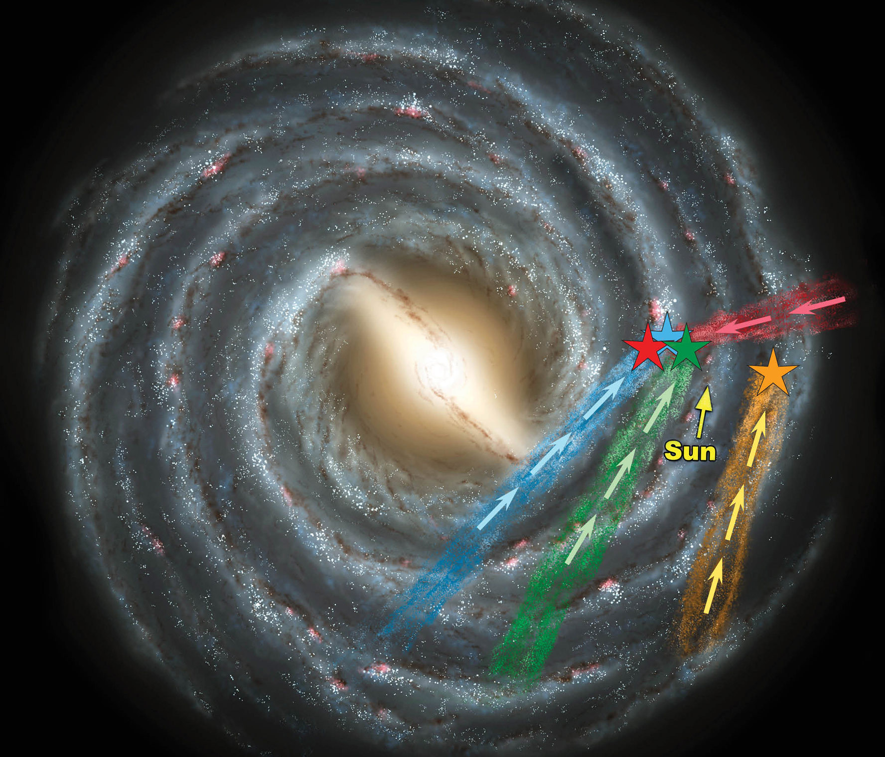 New-Class-of-Hypervelocity-Stars-Discovered1