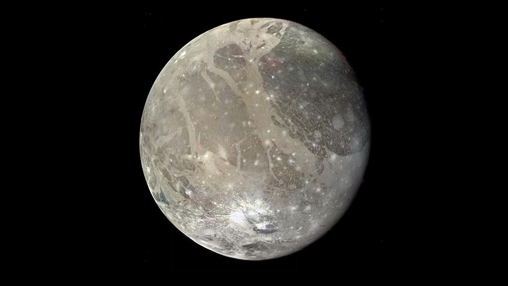 Ganymede.