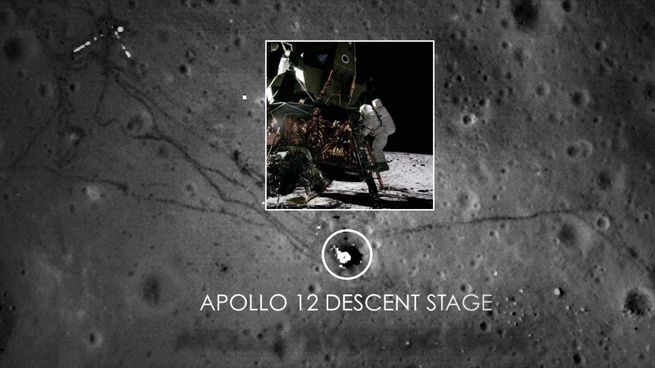 NASAExplorer-NASANewLROImagesOfferSharperViewsOfApollo1214And17136-831