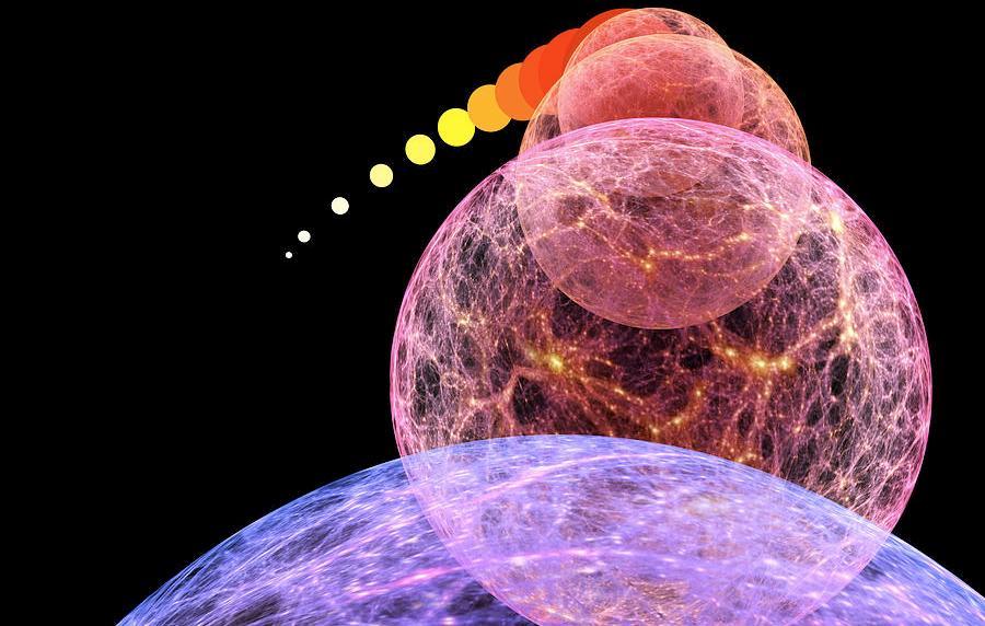 بر طبق محاسبه ماهواره پلانک سرعت انبساط کیهان که برابر ثابت هابل شناخته می شود، برابر سرعت شگفت آور 67.15 میلیون کیلومتر به علاوه یا منهای 1.2 کیلومتر در ثانیه در هر مگاپارسک در حال انبساط است (پارسک یک واحد اخترشناسی است و تقریباً برابر 3.26 میلیون سال نوری است).