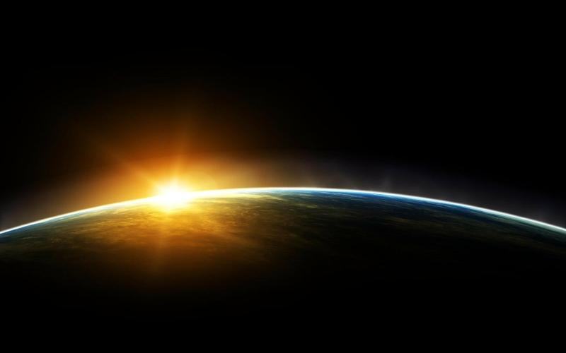 light sun