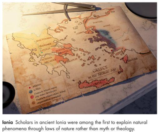 Ionia Scholars