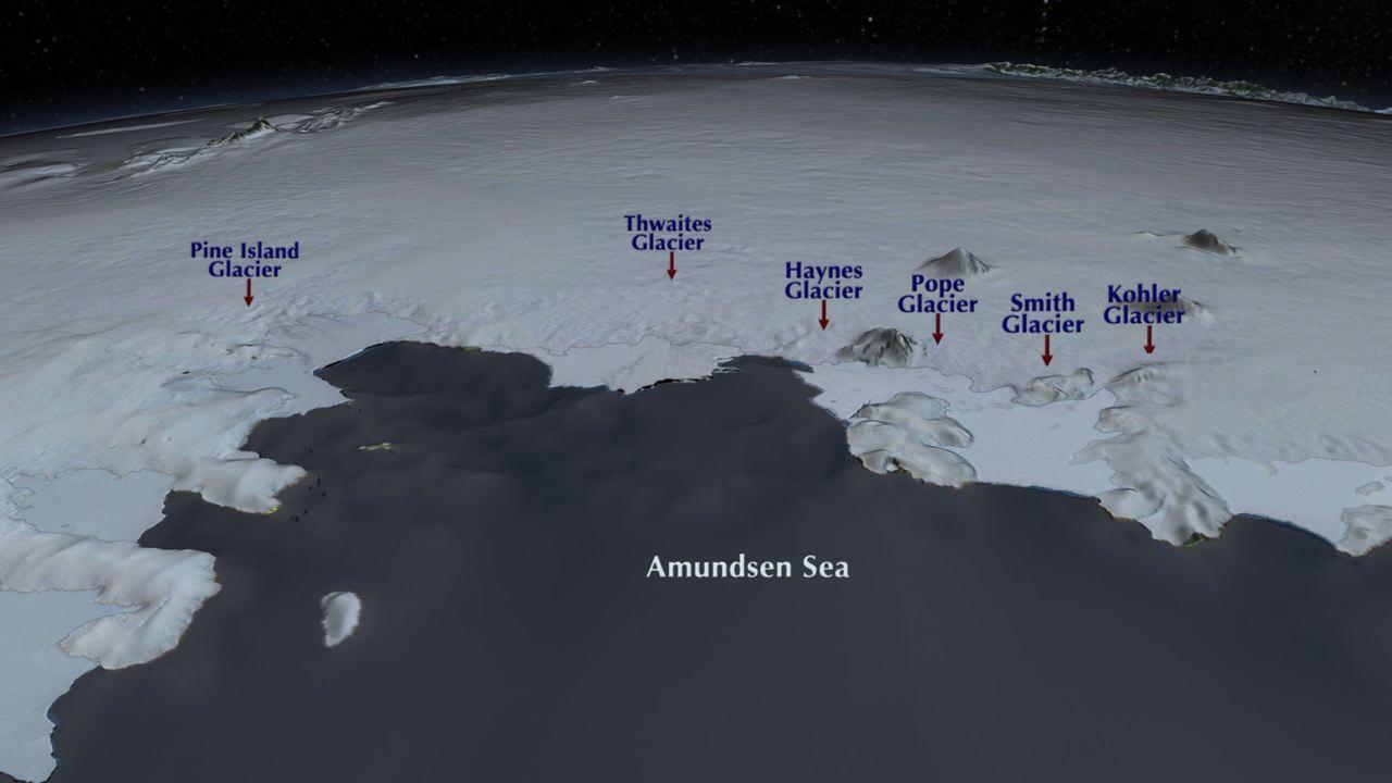 ذوب شدن این قطعه یخ موجب می شود که سطح آب اقیانوس تقریبا 4 فوت (1.2 متر) افزایش پیدا کند.