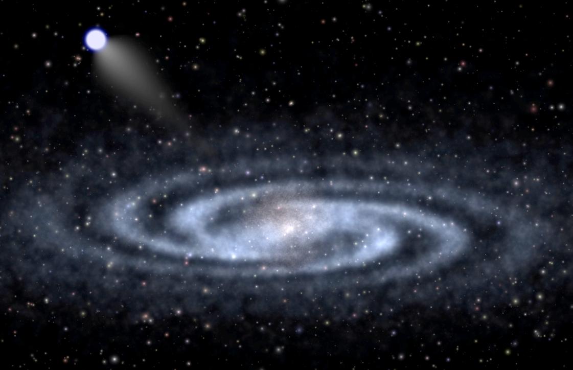 این ستاره فوق سریع که سرعتی معادل 1.6 میلیون کیلومتر دارد، در میان 20 همتای خود به زمین نزدیکترین بوده و از لحاظ شفافیت نیز رتبه دوم را داراست.