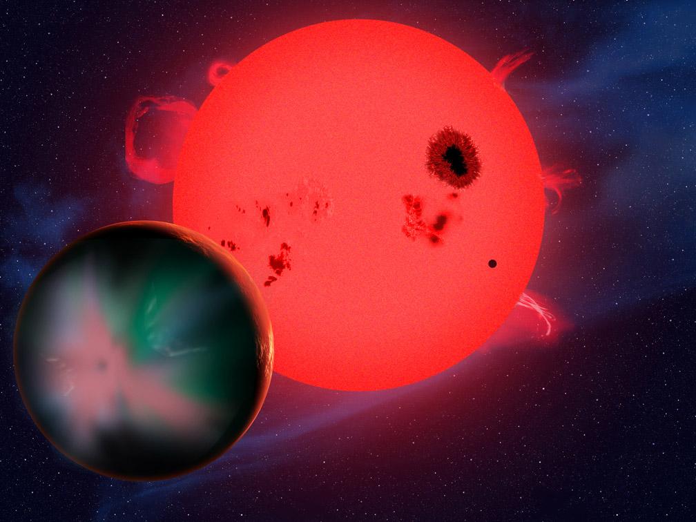 کوتولههای سرخ متهم به پاکسازی سیارات بیگانه از حیات شدند