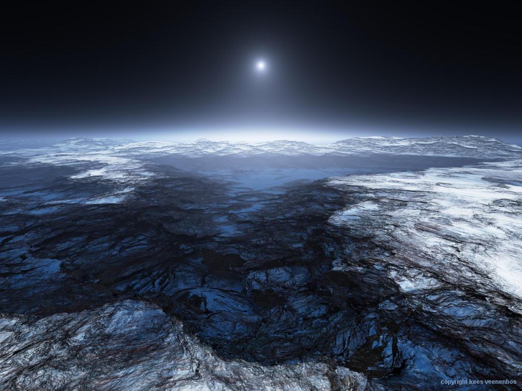 """دانشمندان قصد دارند با استفاده از امواج دیکامتریک مشتری که به """"اروپا"""" برخورد می کند، به تجزیه و تحلیل این قمر بپردازند."""