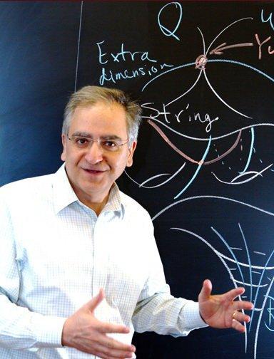 دکتر کامران وفا، بیان گذار نظریه F