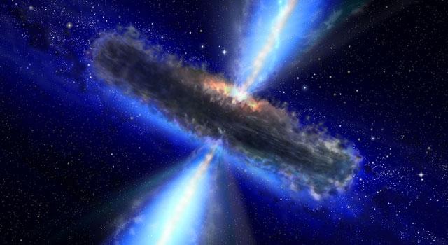 quasar-water