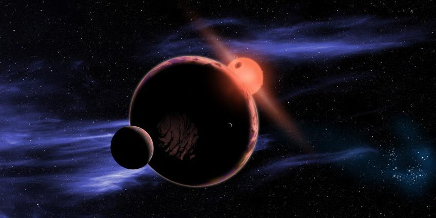 دانشمندان معتقدند در اطراف ستاره های کوتوله قرمز ممکن است بهترین مکان برای کشف حیات بیگانه باشند.