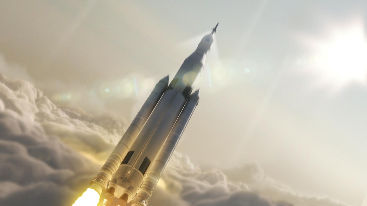 سفر انسان به مریخ با موشک مدرن ِناسا,جملات زیبا