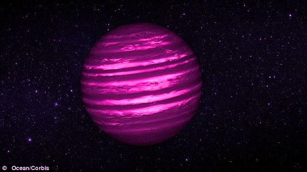 ستاره شناسان در واشنگتن به اولین مدرک از ابرهای آب در یک کوتوله قهوه ای در فاصله 7.3 سال نوری از زمین دست یافتند.