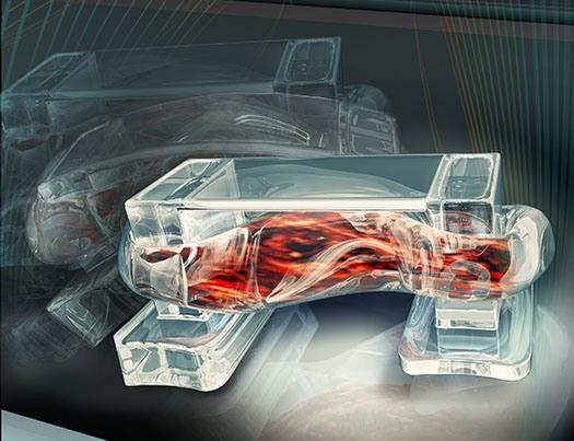 محققان دانشگاه ایلینویز توانستند با استفاده از سلول های ماهیچه رباتی بیولوژیکی بسازند که توسط پالسهای الکتریکی قابل کنترل است.
