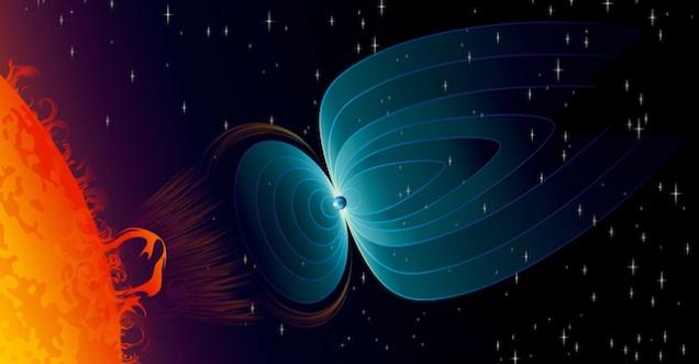 میدان مغناطیسی زمین از ما در برابر اشعه های کیهانی و طوفان های خورشیدی محافظت می کند. محققان می گویند که این میدان تا 100 سال دیگر دچار تغییرات عمده ای خواهد شد.