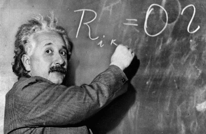 نسبیت و آلبرت اینشتین