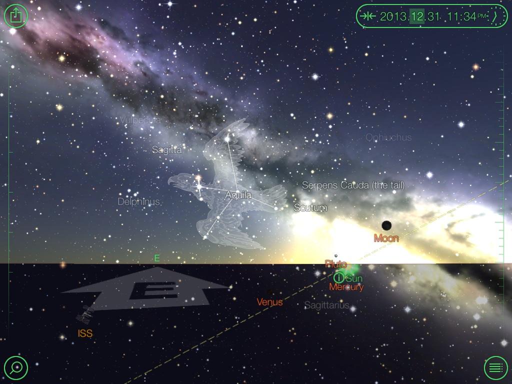 تصویری از محیط نرم افزار آیفون برای گوشی های هوشمند