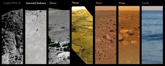 یک تصویر دیگر به اکتشافاتی که تجهیزات بشر بر سطح جرمی به غیر از زمین گام نهاده است اضافه شد.