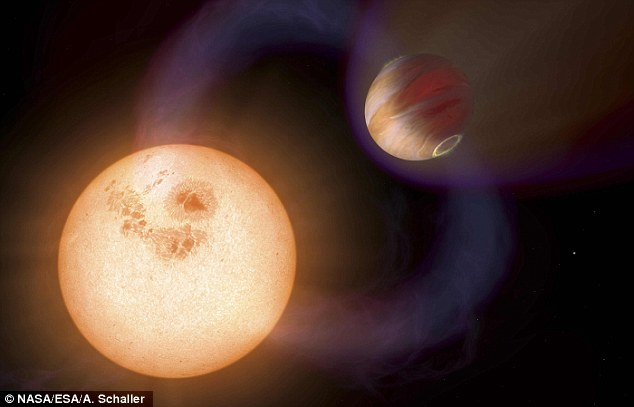حیات در سیارات خارج از منظومه شمسی می تواند بجای RNA از XNA منجر به تکامل گونه های متفاوتی شود.
