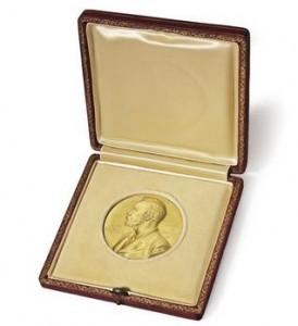 جایزۀ نوبلی که با فروخته شدن به قیمت 4.7 میلیون دلار رکورد فروش مدال های نوبل را شکست.