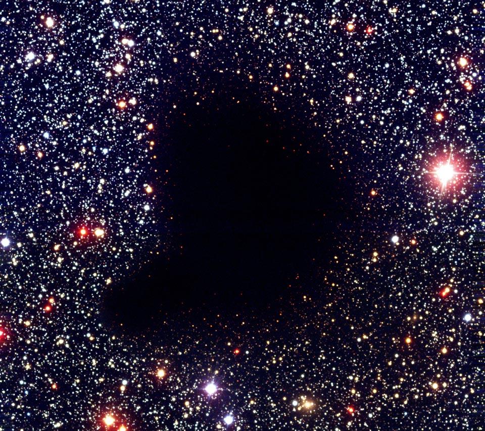 اعتبار عکس:  FORS Team, 8.2-meter VLT Antu, ESO