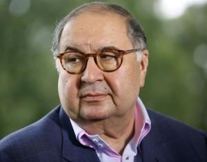 آلیشر عثمانف - ثروتمند روسیه ای