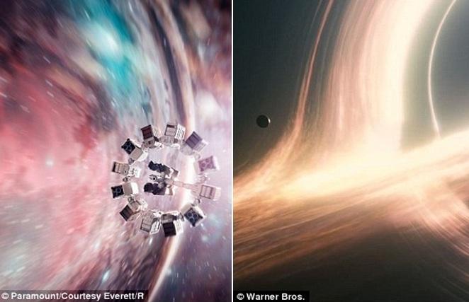 """در فیلم """"در میان ستارگان"""" هم شاهد عبور محققان از درون کرمچاله برای غلبه بر مسافت های طولانی در فضا بودیم، که مشابه این ایده ی جدید میباشد."""