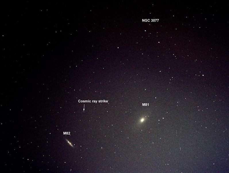 تصویری از کهکشان های دور دست M81، M82 ، NGC 3077