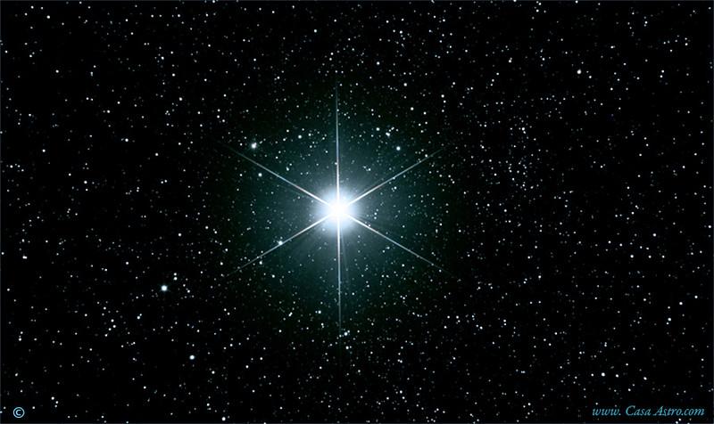 تصویری از ستاره ی عَیوق (Capella)