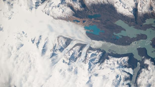 حیات در دوران یخبندان بزرگ زمین