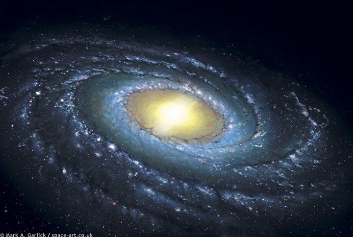 به گفته ی محققان وجود ماده تاریک در کهکشان ما الزامی است، اما نمی دانند این مادۀ مرموز از چه عناصری تشکیل شده است.