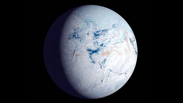 موجودات چگونه در زمین ِ یخ زده فرگشت یافتند؟
