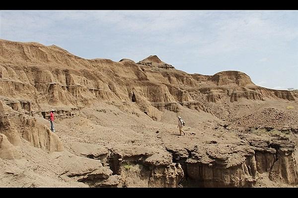 تصویری از منطقه لومکوی در شمال کنیا که این کاوش در این مکان انجام شد.