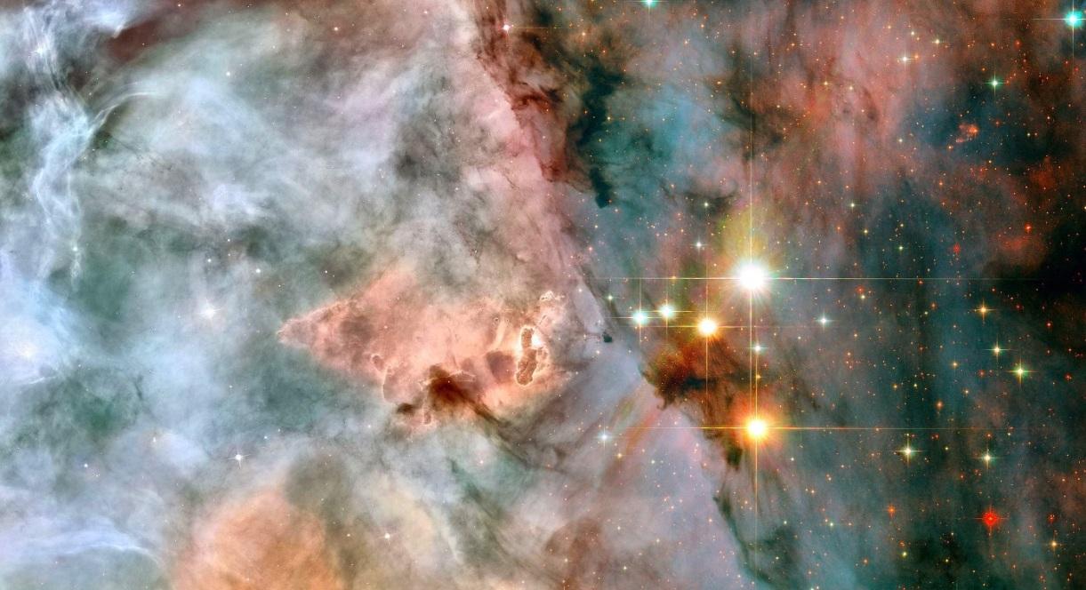 در یک مطالعه جدید محققان از مناطق شکل گیری ستارگان برای ردیابی ساختار کهکشان راه شیری استفاده کردند.