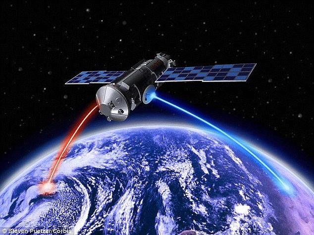 بزودی با ارسال 900 ماهواره، اینترنت فضایی راه اندازی می شود.