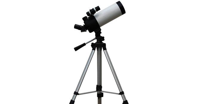 نمونه ای از طرح جدید تلسکوپ ۹۰ میلیمتری ماکستوف – کاسگرین