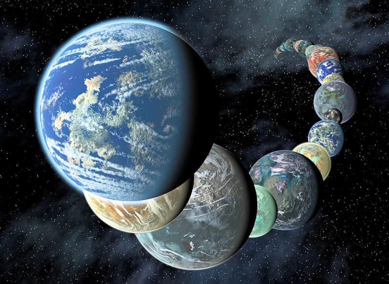 طبق تحقیقات جدید، سیارات شبیه زمین در اطراف اغلب ستارگان وجود دارند.