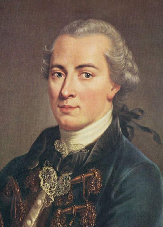 امانوئل کانت: Immanuel Kant