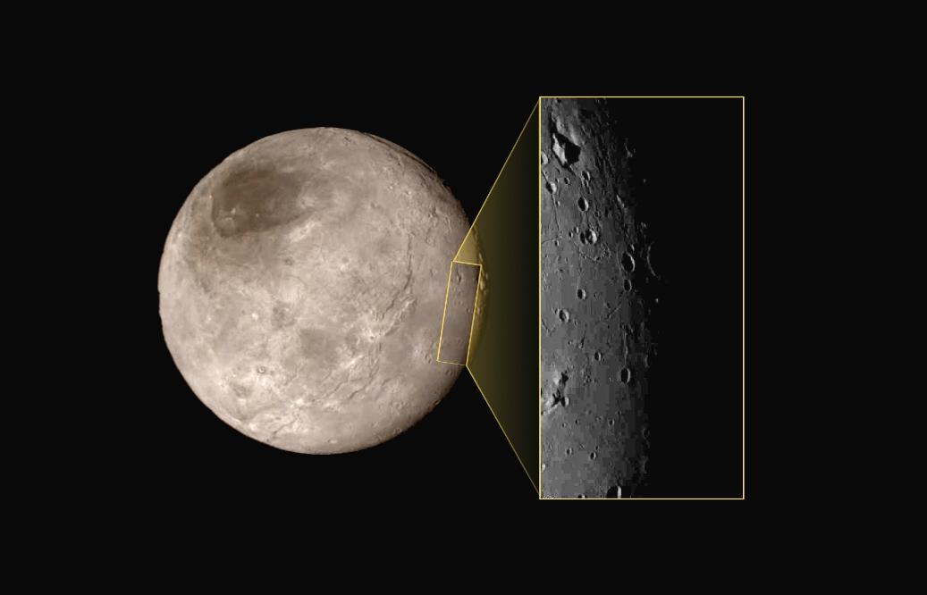 فعالیت ژئولوژیکی شارون، قمر پلوتو باعث شگفتی محققان شده است.